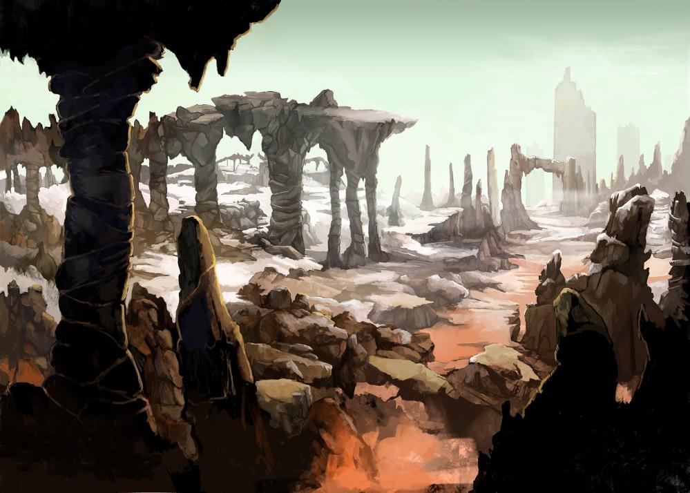 04 El Bosque de Piedra